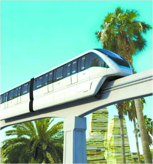 郑州CBD轻轨路线图曝光总体设计方案已完成-雷火电子竞技平台轻轨线路图