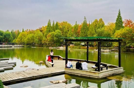 万万没想到雷火电子竞技平台高校里竟然藏着这么多美丽的湖!